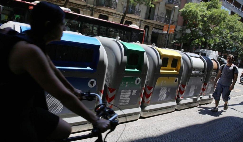 Los vecinos que reciclen pagarán menos impuestos