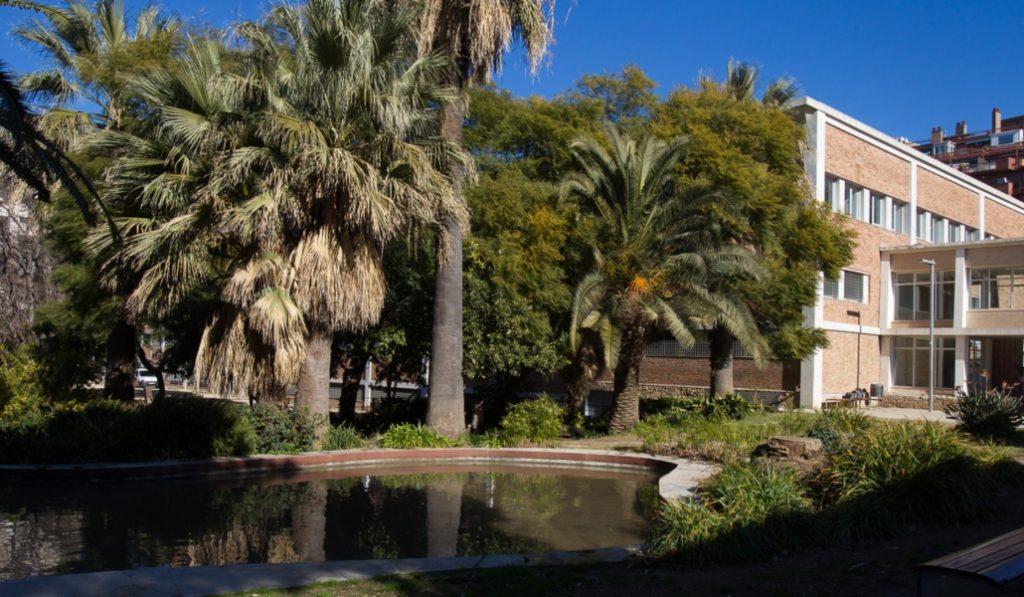 El jardín más sorprendente de Barcelona está en la Zona Franca