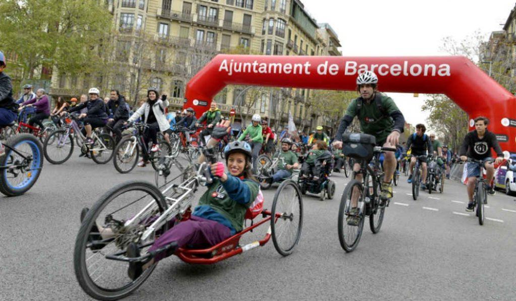 La Fiesta de la Bicicleta: este domingo lo pasas sobre dos ruedas