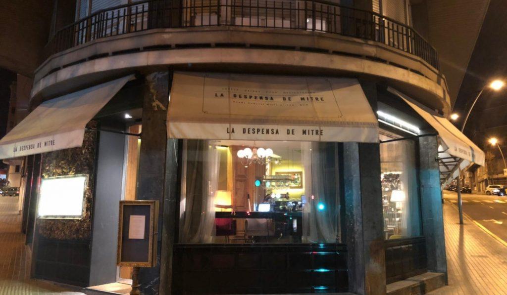 La Despensa de Mitre, el restaurante que enamora en la zona alta de BCN