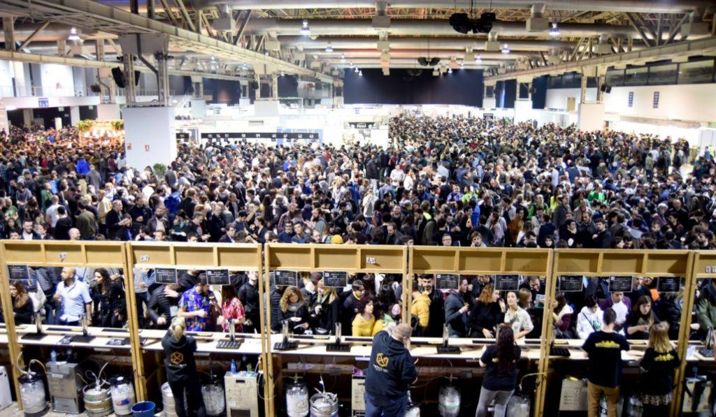 Vuelve el Barcelona Beer Festival, el evento cervecero más importante del sur de Europa