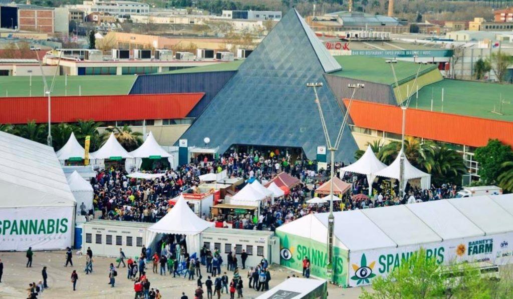 Regresa a Barcelona el mayor festival de cannabis del mundo
