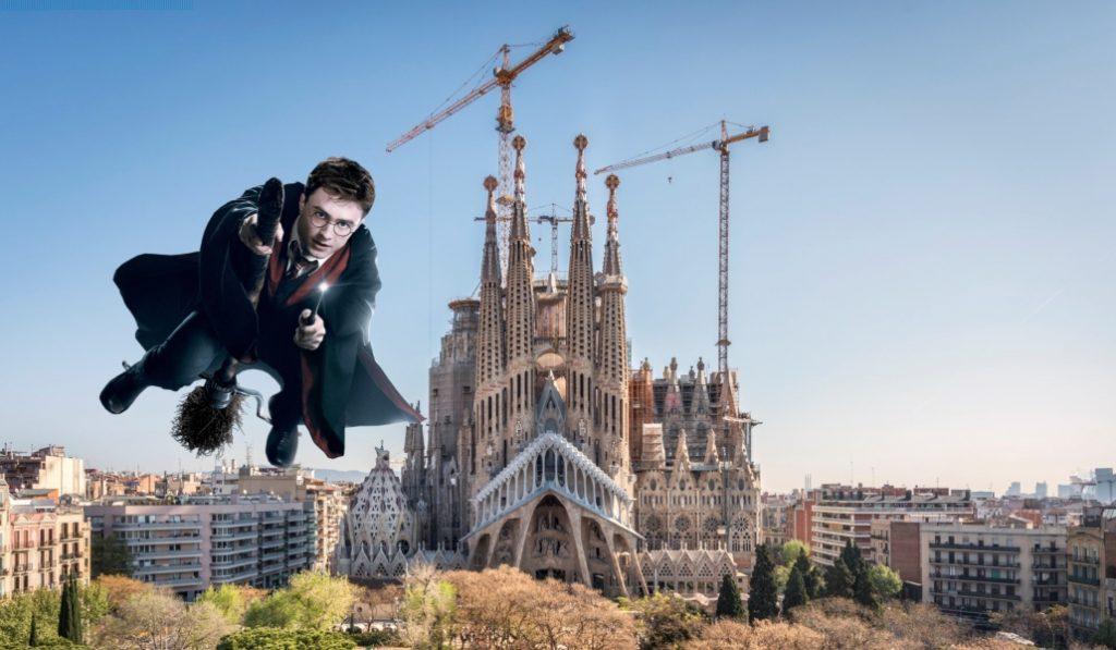Todo Harry Potter en Barcelona