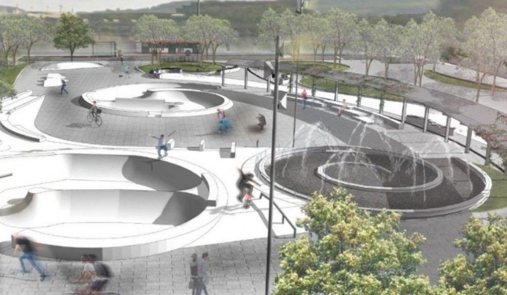 Barcelona tendrá un nuevo skate park