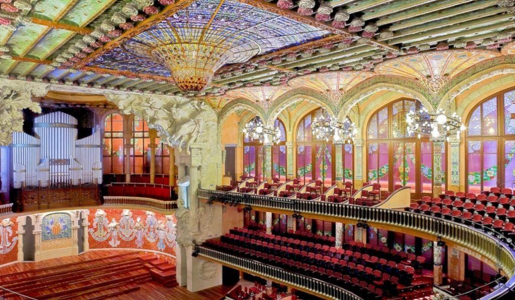 La mejor selección de obras de Bach en el Palau de la Música