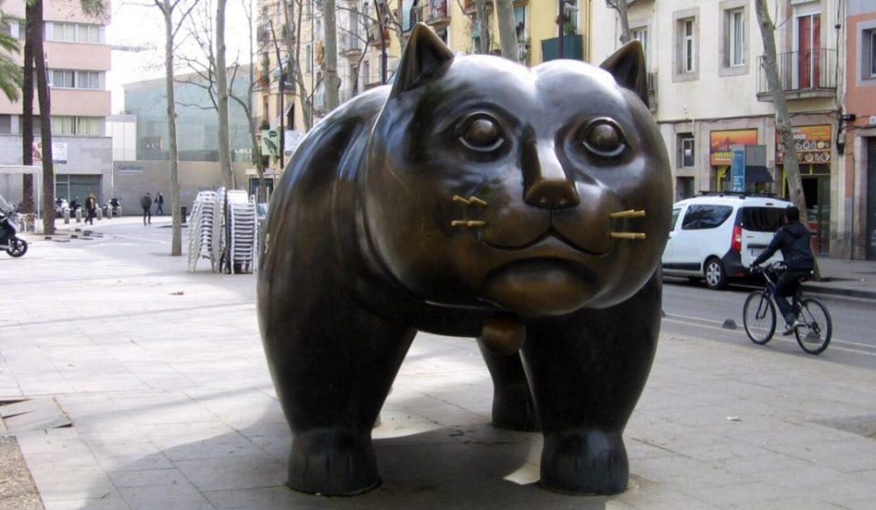 El gato de Botero: la historia de un símbolo de Barcelona