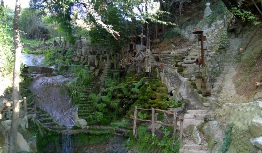 Parc d'en Garrell, uno de los secretos mejor guardados de toda Catalunya
