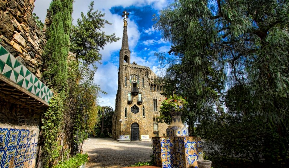 La Torre Bellesguard, la obra ¿menos? Gaudí de Gaudí
