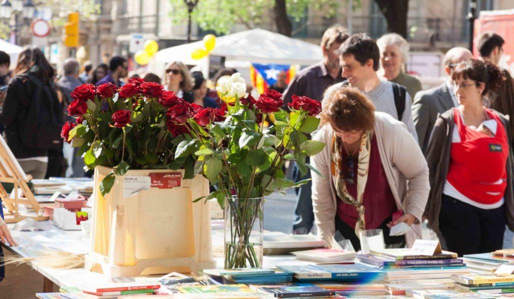 ¿Por qué se regalan rosas y libros en Sant Jordi?