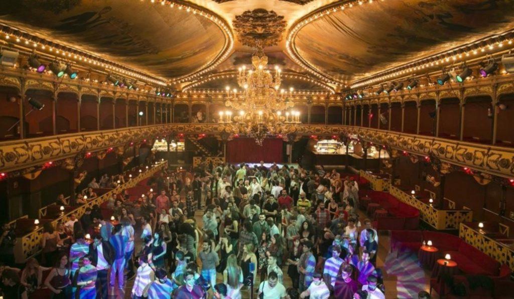 Reabrirá una mítica sala de baile: La Paloma