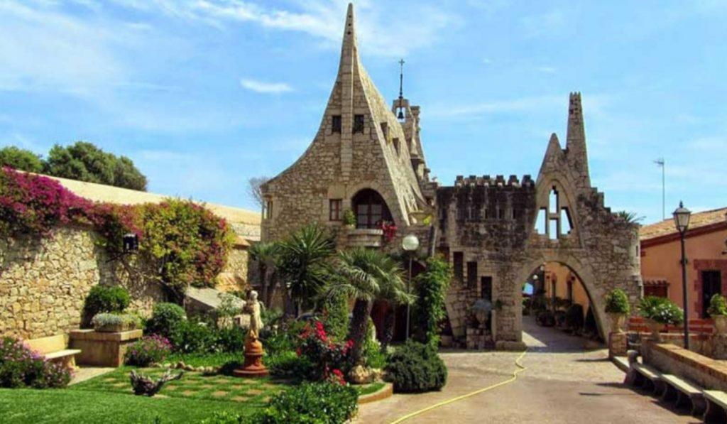 Celler Güell, la obra de Gaudí que no conocías