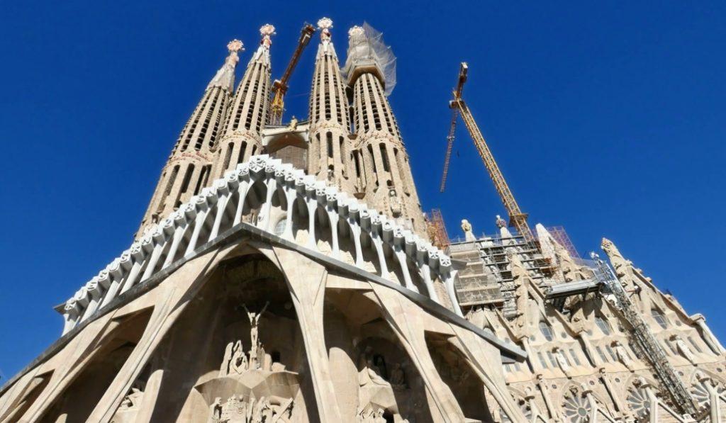 134 años después, la Sagrada Familia solicita la licencia de obras