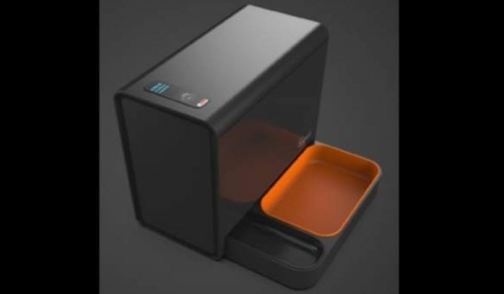 Una empresa de BCN crea una máquina que cocina (automáticamente) comida natural para mascotas