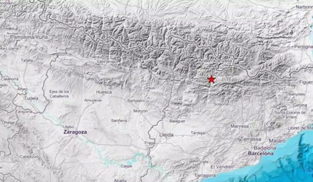 Ayer se vivió el terremoto más fuerte del siglo en Cataluña