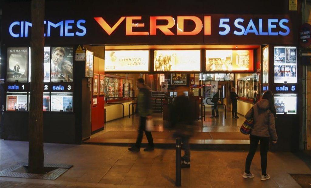 Los Cines Verdi reabrirán con el clásico 'Cinema Paradiso'