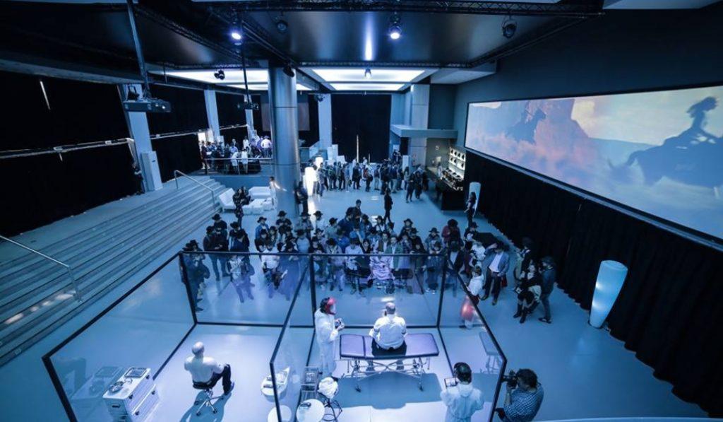 Desafío Total: la experiencia de cine más inmersiva de España