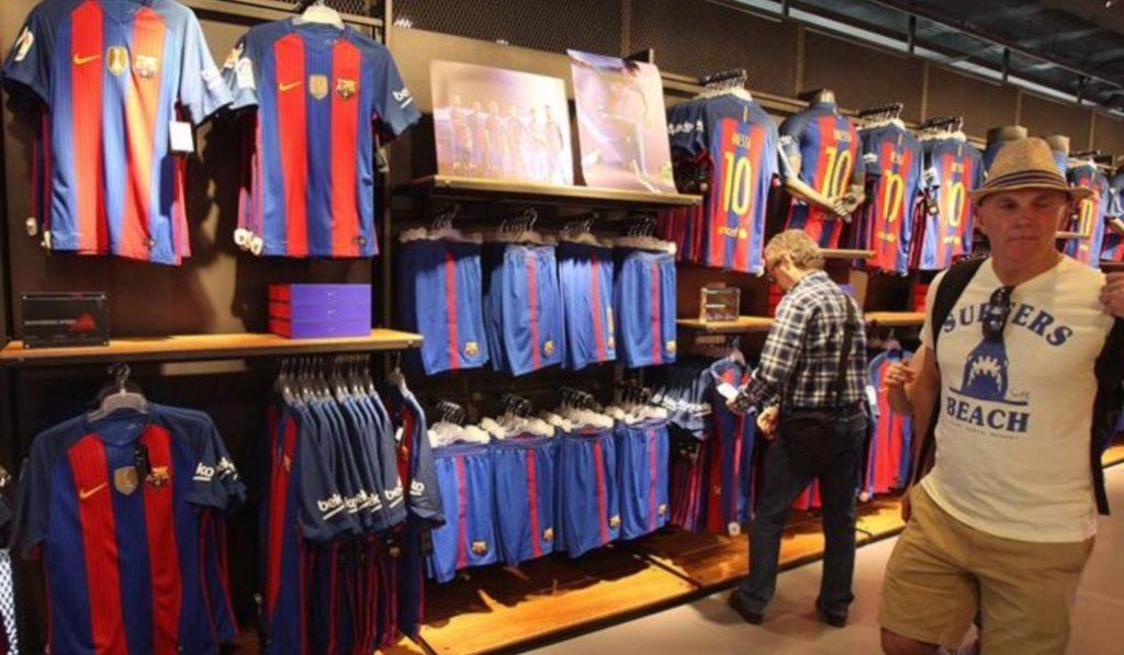 El Barça abrirá una tienda gigante enfrente de Canaletas
