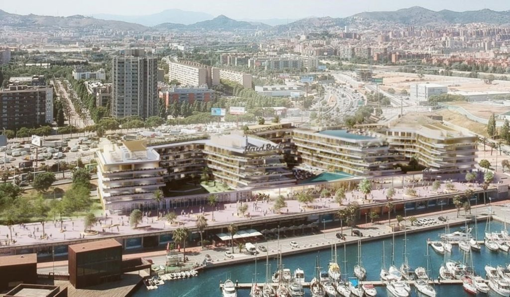 Hard Rock hará un hotel en primera línea de playa