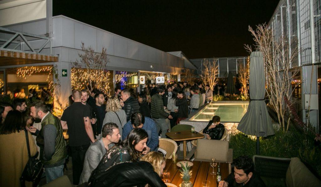 La mejor fiesta de Barcelona se vive en una terraza