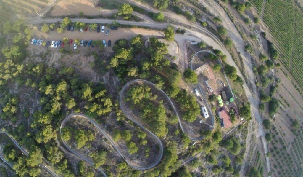 Calafell Slide: un tobogán de 700 metros al lado de Barcelona