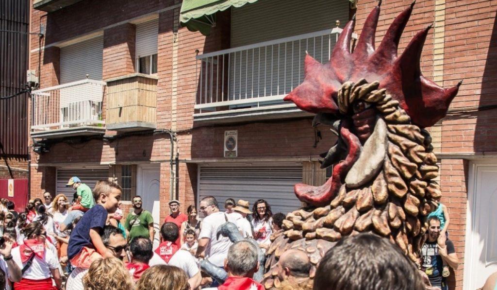 Sant Pollín: la versión de San Fermín de El Prat empieza ya