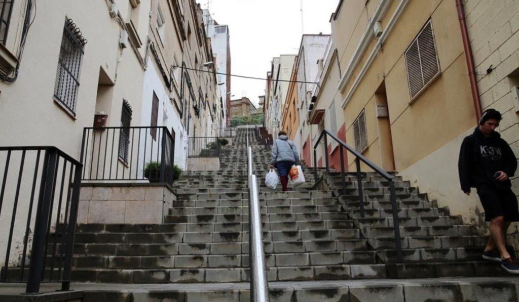 Passatge del Dipòsit, la calle de Barcelona en la que no querrías vivir