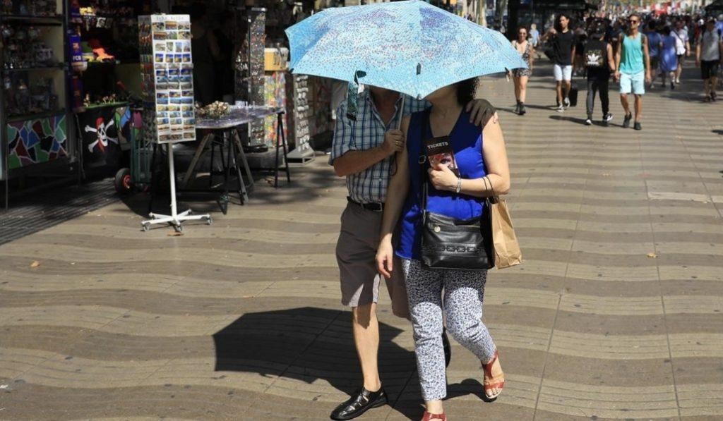 Después de San Juan, ola de calor extremo en Cataluña