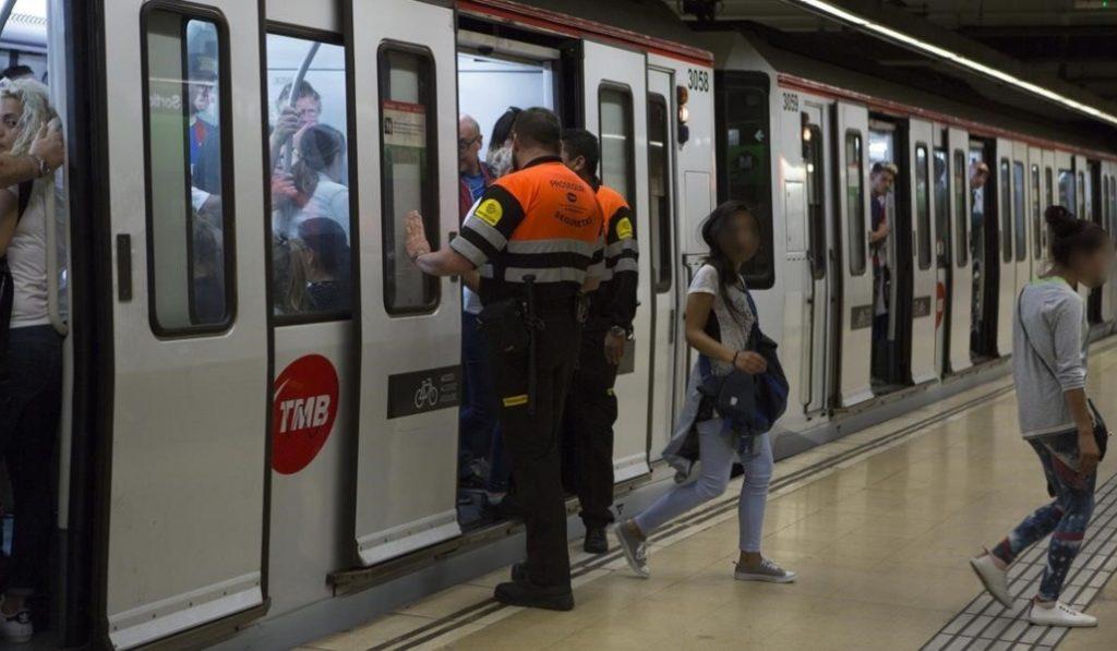 La linea 1 de Metro de BCN cerrará 9 paradas durante julio y agosto