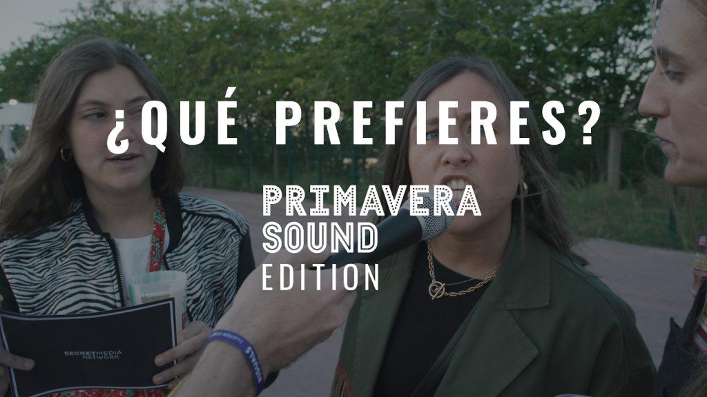 Primavera Sound: preguntas difíciles, respuestas absurdas