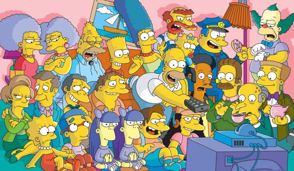 ¿Sabías que Los Simpsons se emitieron en catalán durante tres temporadas?