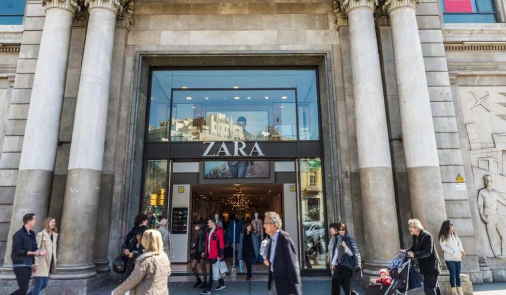 El tercer Zara más grande del mundo estará en Barcelona
