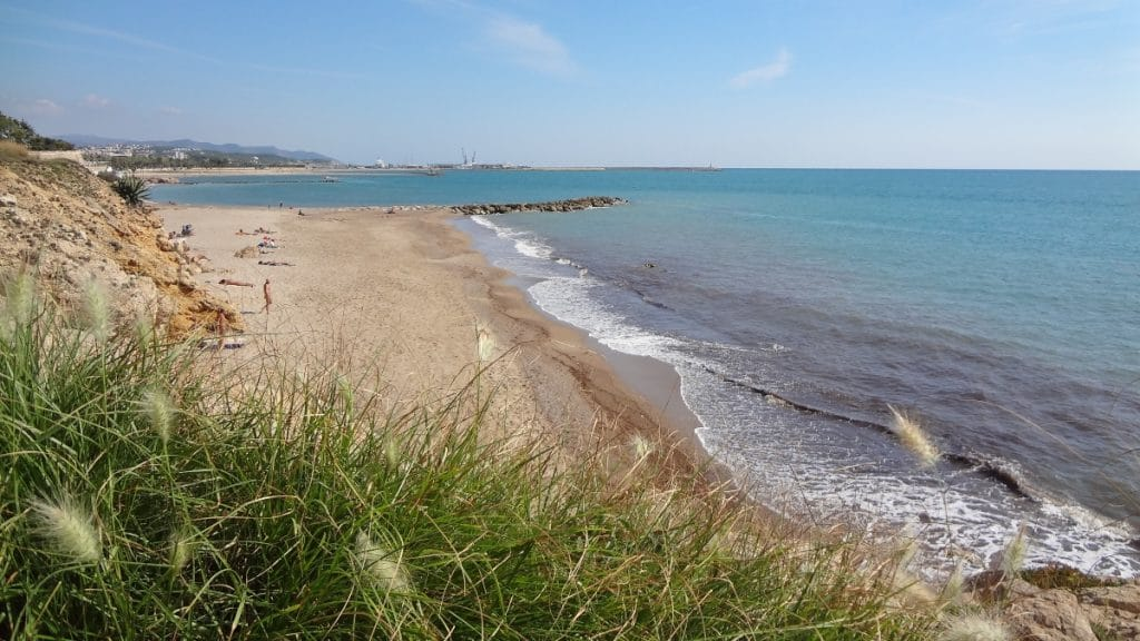 playa de aiguadolç