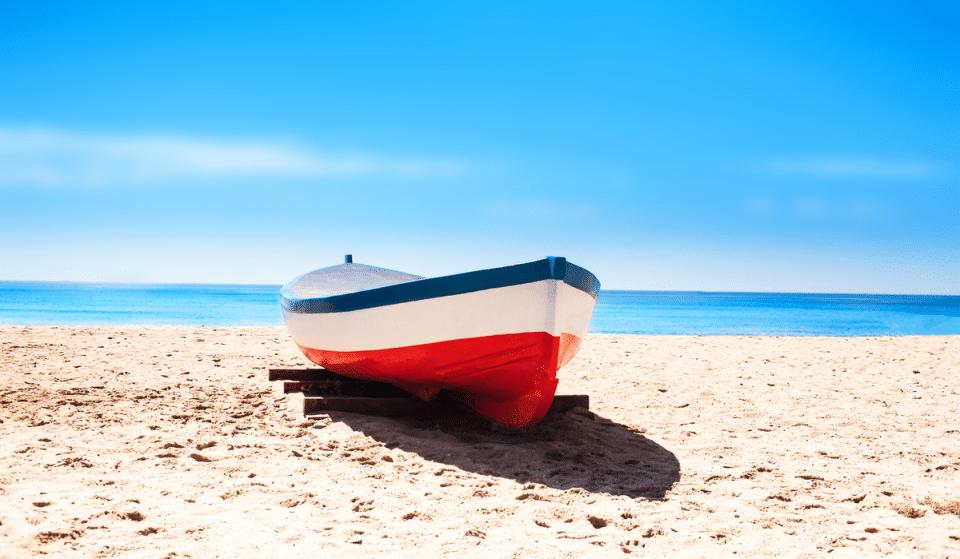Estas son algunas de las mejores playas nudistas de la provincia de Barcelona