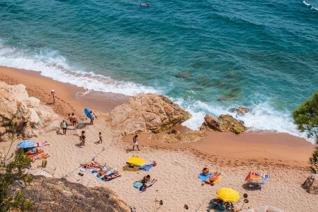 playa les roques