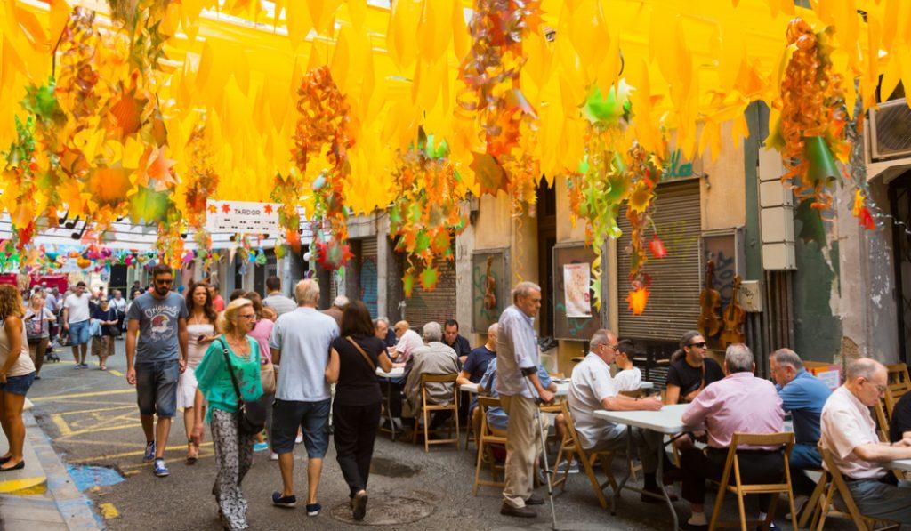5 cosas que necesitas saber sobre la Fiesta Mayor de Gràcia 2019