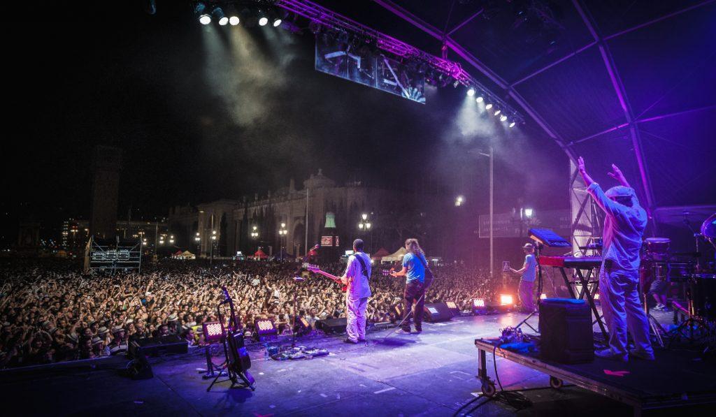 Ya sabemos qué grupos tocarán en Barcelona durante La Mercé