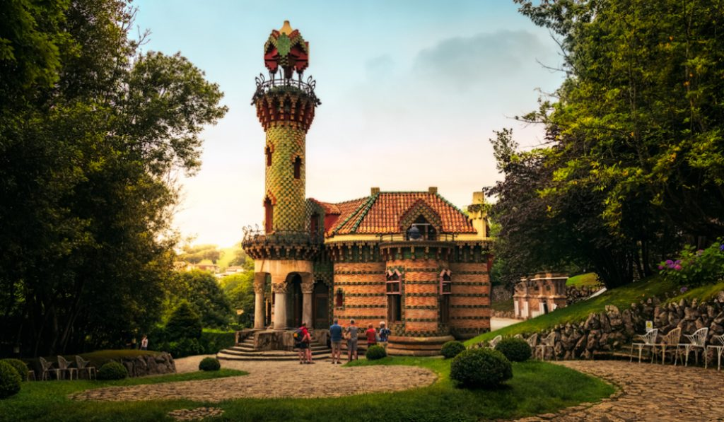 10 obras de Antoni Gaudí que son poco (o nada) conocidas