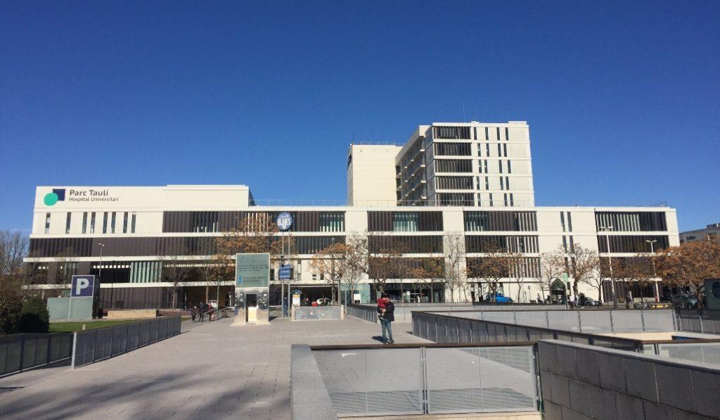 Terapias de realidad virtual para reducir el estrés de los niños en un hospital de Sabadell