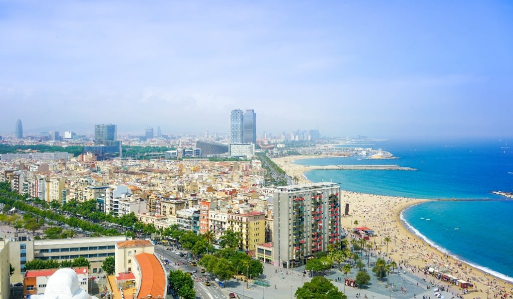 Así será el clima de Barcelona en 2050