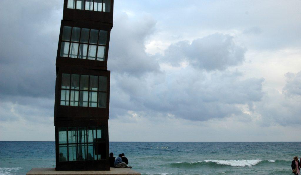 La Estrella Herida, el monumento que homenajea la esencia de la Barceloneta