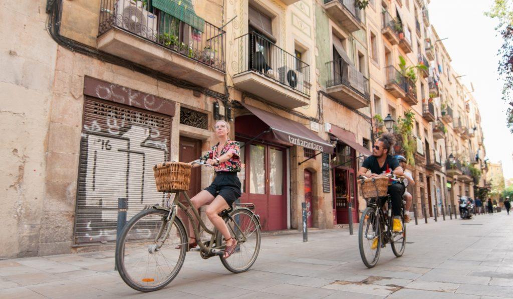 Barcelona, entre las mejores ciudades del mundo para ir en bici