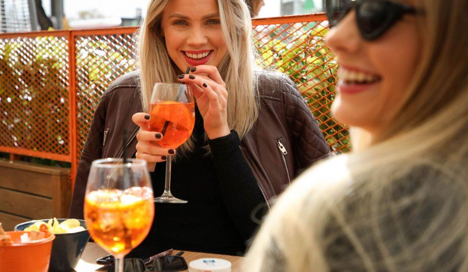Aperol Spritz vuelve a Barcelona con los afterworks y aperitivos más refrescantes