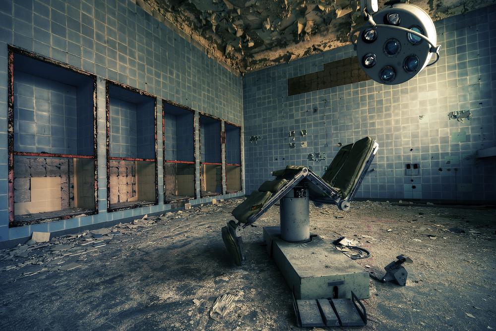 'Hospital abandonado': rompiendo las reglas del escape room