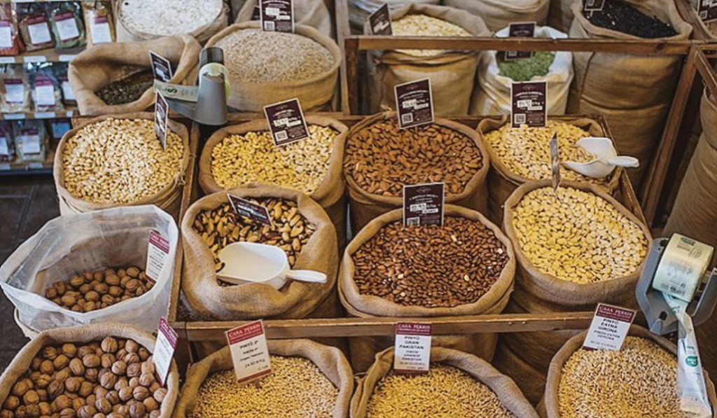 Casa Perris o porqué todo el mundo debería comprar en tiendas a granel