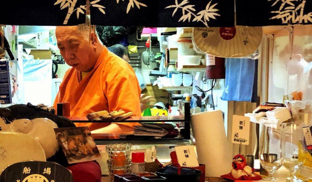 Wakasa: probablemente, el mejor restaurante japonés de la ciudad