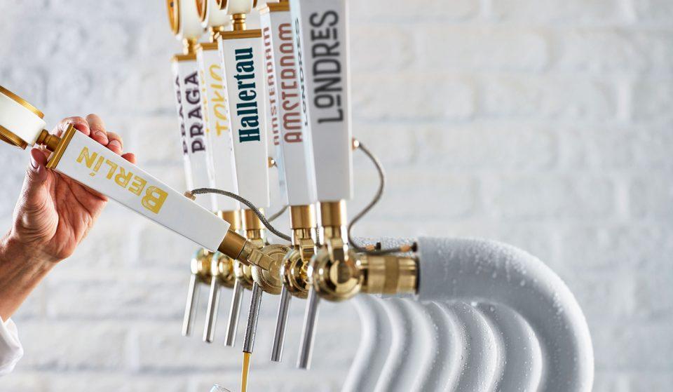 San Miguel te trae una experiencia cervecera inspirada en sabores de todo el mundo