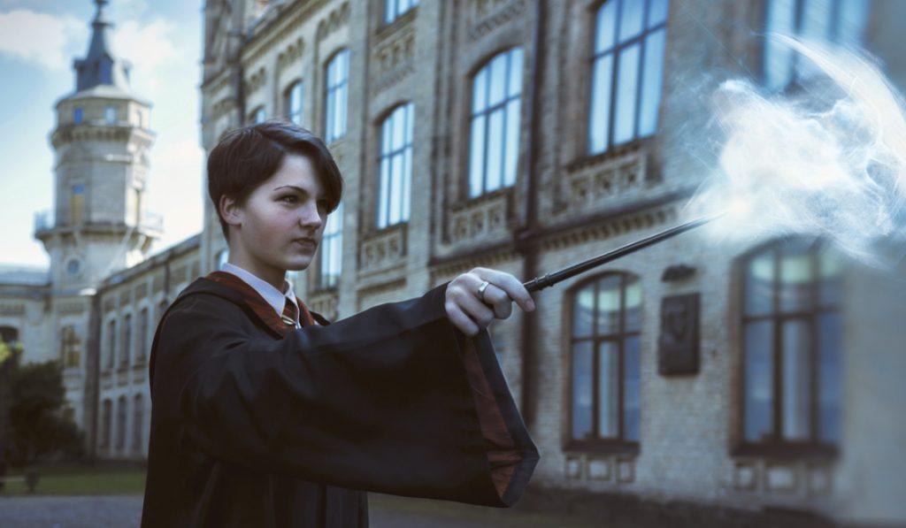 Barcelona se lanza a la caza del Récord Guiness de varitas de Harry Potter