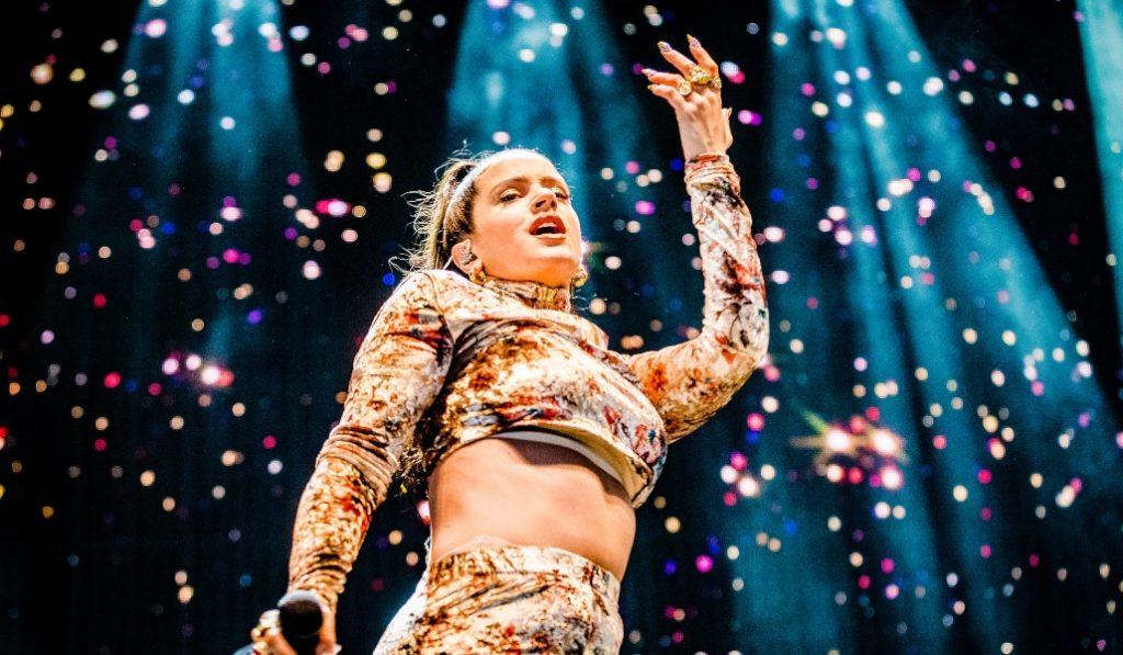 Rosalía dará un concierto en Barcelona en diciembre