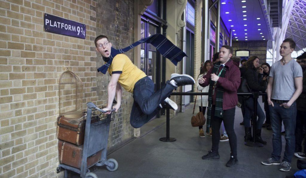 Dos nuevas tiendas centradas en Harry Potter y Dragon Ball abren en las Galeries Maldà