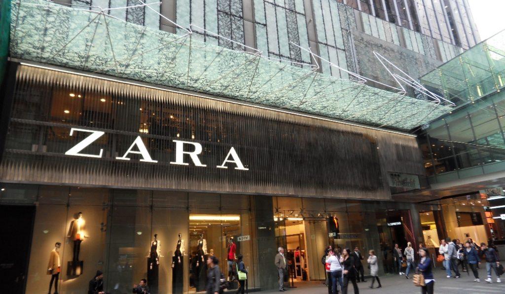 Hoy abre en Barcelona el tercer Zara más grande del mundo